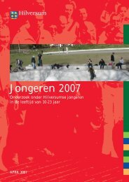 Jongeren 2007 - Dudok Wonen