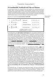 """Textprobe zu """"Tips für die Klausur"""" - Marx-Hilfe.de"""
