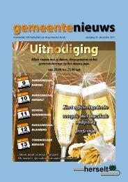 2011-12 - Gemeente Herselt