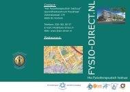 Folderpraktijk Algemeen.pdf - Fysiotherapeutisch Instituut