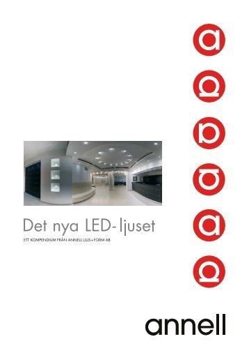 ETT KOMPENDIUM FRÅN ANNELL LJUS + FORM AB - voltimum.se