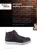 Redbrick safety sneakers - Zijlstra Beroepskleding - Page 4