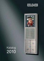 JUNG Katalog 2010