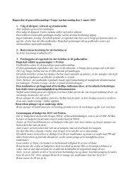Referat generalforsamling 2013 - Tango Aarhus