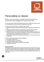 pc hemma info - Dataplus