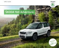 Yeti Adventure[PDF] - Skoda