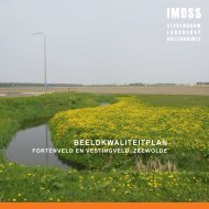 Bijlage 3 Beeldkwaliteitsplan - Gemeente Zeewolde