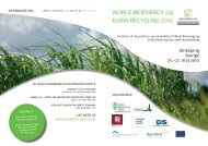 Detaljeret program (pdf) - AgroTech