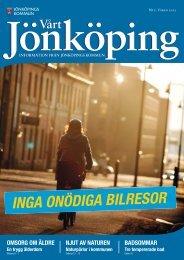 INGA ONÖDIGA BILRESOR - Jönköpings kommun