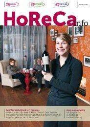 Horeca Info nmr. 2 2011.pdf - FNV Horecabond