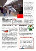 För att tillgodose branschens behov av utbildad ... - Järnvägsskolan - Page 6