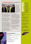 För att tillgodose branschens behov av utbildad ... - Järnvägsskolan - Page 7