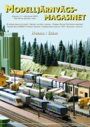 ett smakprov - Modelljärnvägsmagasinet