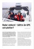 Radar ombord När beställaren blev kund Julglöggen Kallelse ... - KMK - Page 4