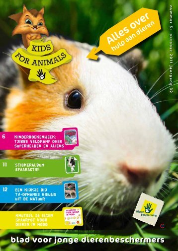 1 - Kids For Animals