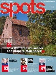 Wetteren - Welkom bij sp.a en curieus Oost-Vlaanderen