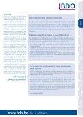 Auditors Accountants Advisors - Bdo.be - Page 7