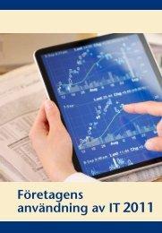 Företagens användning av IT 2011 - SE