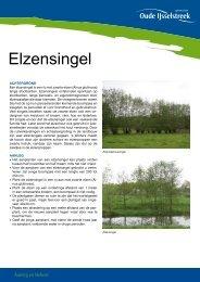Elzensingel - De gemeente Oude IJsselstreek