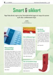 smart & sikkert - Dansk Selskab for Patientsikkerhed
