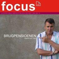 FOcUS Brugpensioenen - BBTK