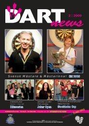 2 | 2009 - Stockholms Dartförbund