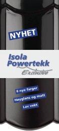 Powertekk Isola
