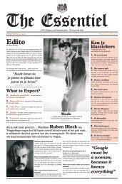The Essentiel 2011 - Belmodo Media