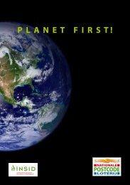 Planet First - Jan Paul van Soest
