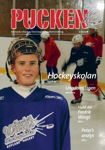Pucken 2 / 2008 - Svenskalag.se