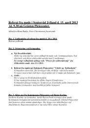 Referat fra 15. april 2013 - Sønderborg Kommune