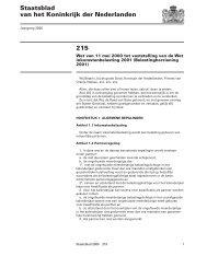 Staatsblad 215 - Eerste Kamer der Staten-Generaal