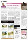 Jankov: Vattna när det regnar ... - 100% lokaltidning - Page 6