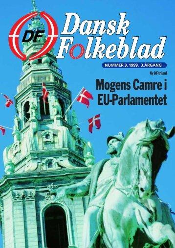 Dansk Folkeblad #3 1999 - Dansk Folkeparti