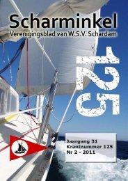Scharminkel 2, mei 2011 - Watersportvereniging Schardam