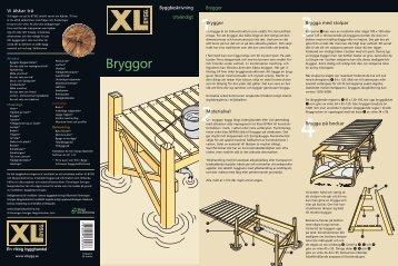 Bryggor - XL Bygg