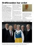 Informationsblad för KFUK-KFUM Centrals medlemmar Nummer 2 ... - Page 3