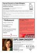 Informationsblad för KFUK-KFUM Centrals medlemmar Nummer 2 ... - Page 6