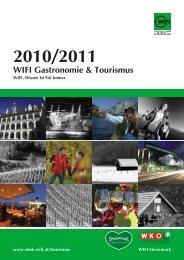 WIFI Gastronomie Torismus 1011.cdr - WIFI Tourismus