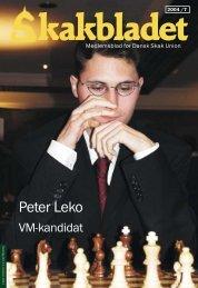 Peter Leko - DSU - Dansk Skak Union