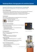 Broschüre PR70 Dosier-, Misch - Graco - Graco Inc. - Seite 7