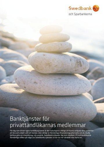 Swedbank - Privattandläkarna