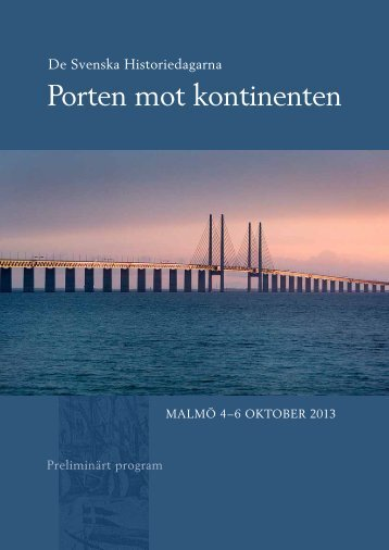 Ladda ned programmet i PDF-format / Download the programme as ...