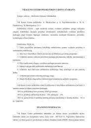 Skaityti čia... - Kauno Centro poliklinika