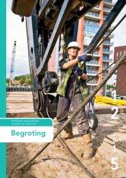 Concernbegroting 2012-2015 (PDF) - Hart voor Stad