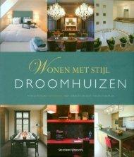 WONEN MET STIJL - Droomhuizen - Stijn Cornilly