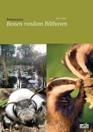 Bossen rondom Bilthoven - Utrechts Landschap