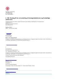 1. behandlet - RegnskabsMail