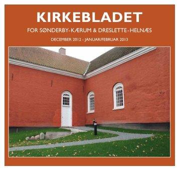 KIRKEBLADET - KirkeWeb