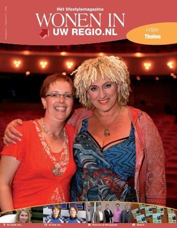 Mei 2009 - Uw Regio